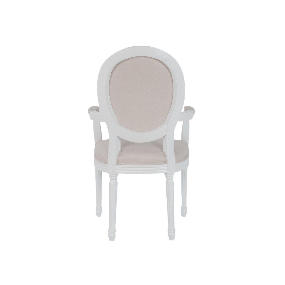 Кресло Diella white 4 | Кресло-стул Kingsby