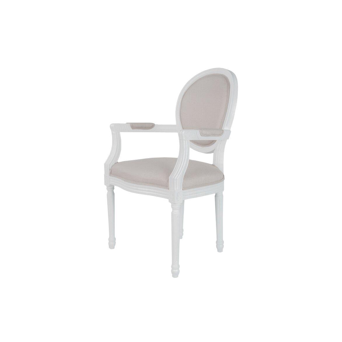 Кресло Diella white 3 | Кресло-стул Kingsby