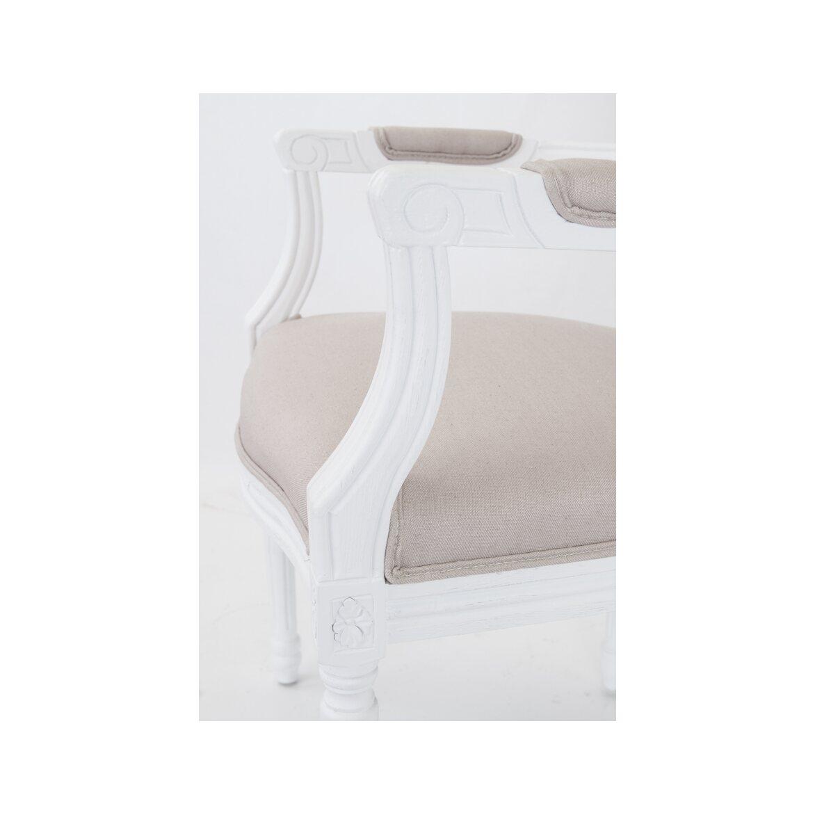 Кресло Diella white 5 | Кресло-стул Kingsby
