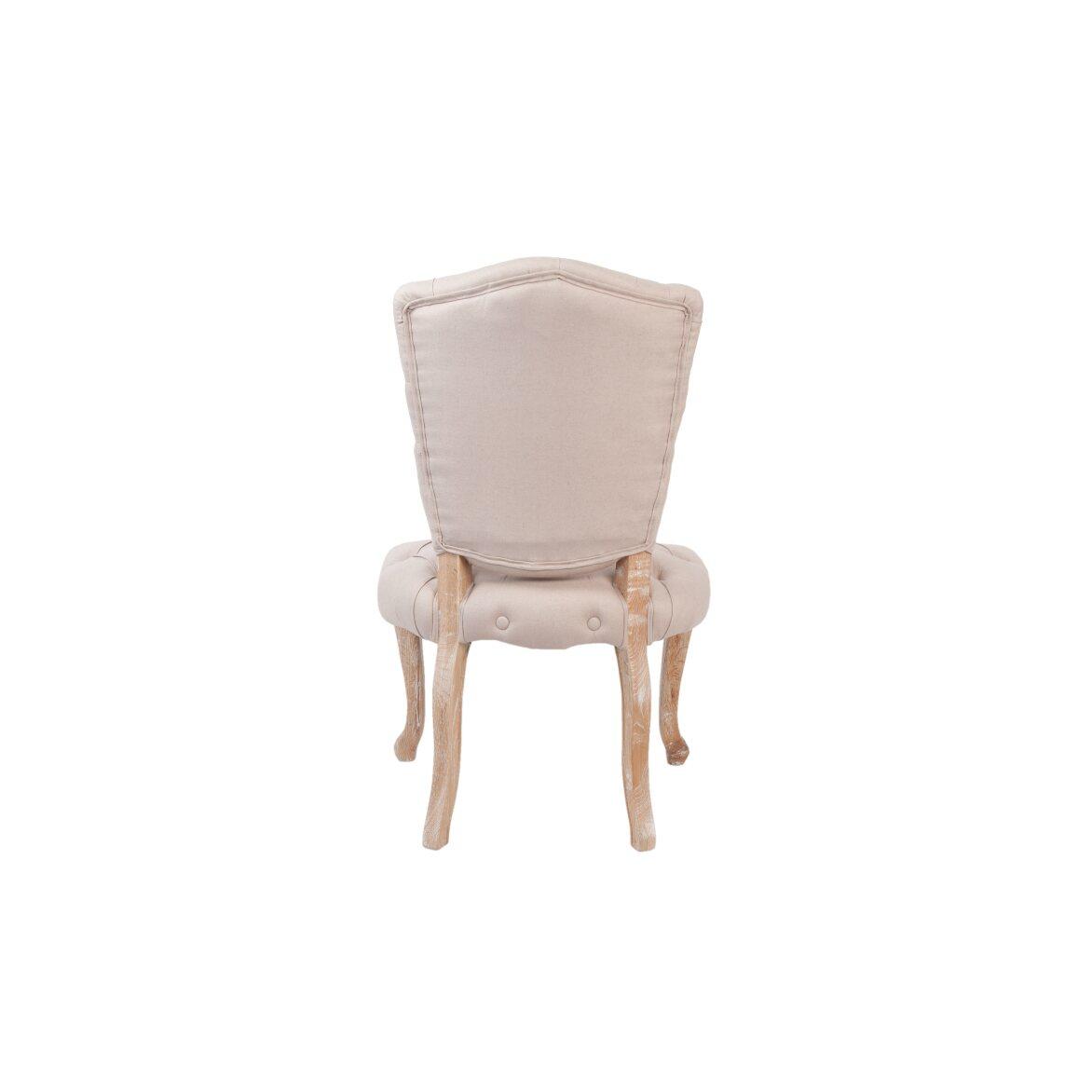 Стул Gamila beige 3 | Обеденные стулья Kingsby