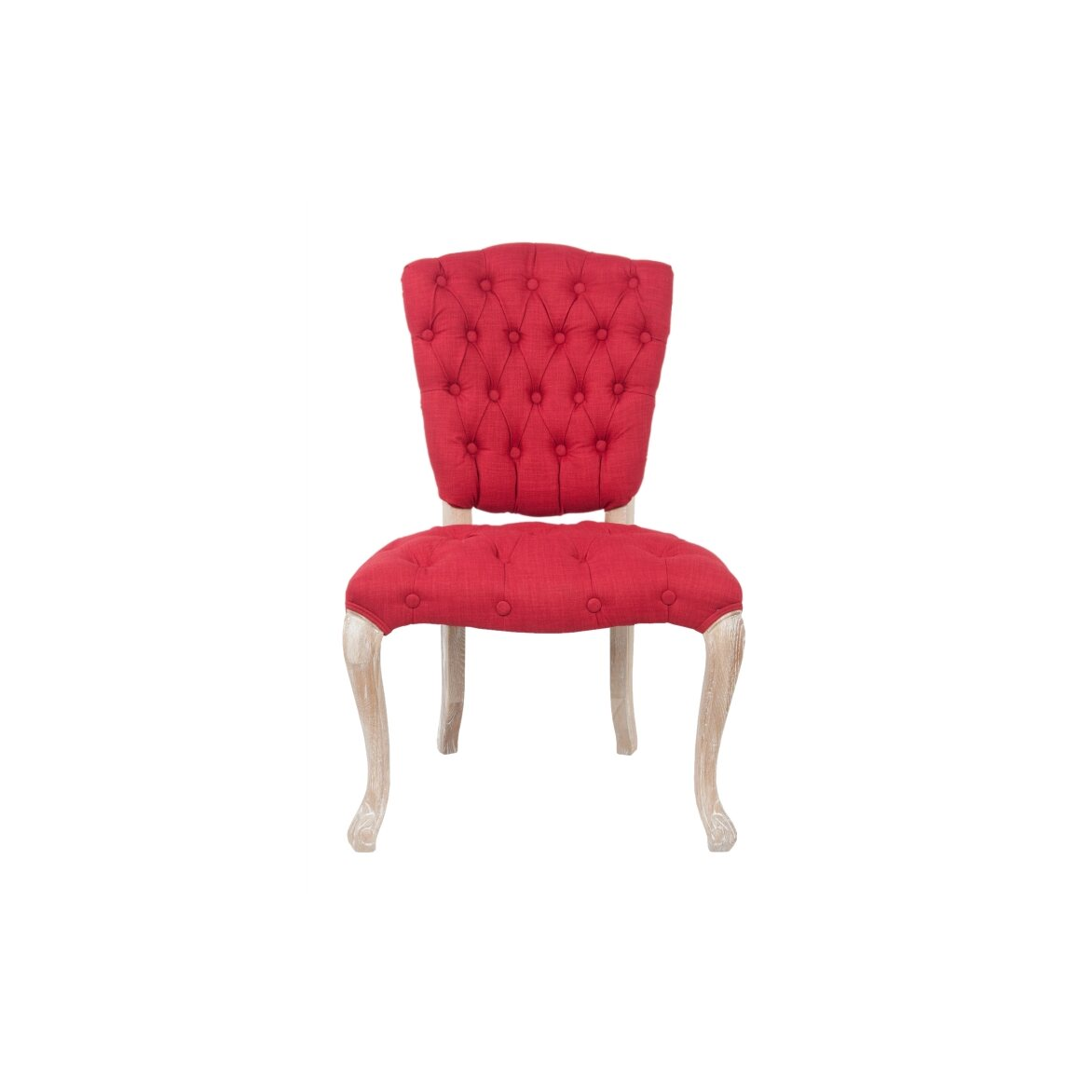 Стул Gamila red | Обеденные стулья Kingsby