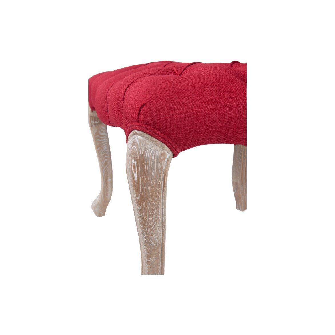 Стул Gamila red 5 | Обеденные стулья Kingsby