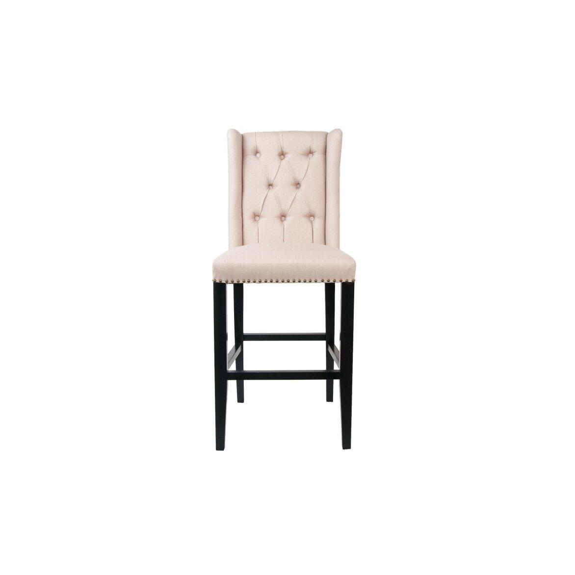 Стул Skipton beige | Барные стулья Kingsby