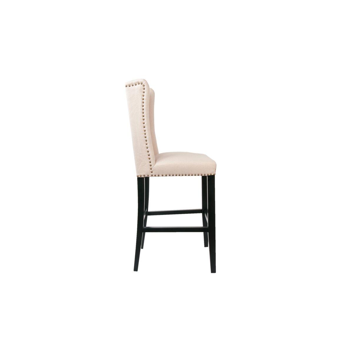 Стул Skipton beige 2 | Барные стулья Kingsby