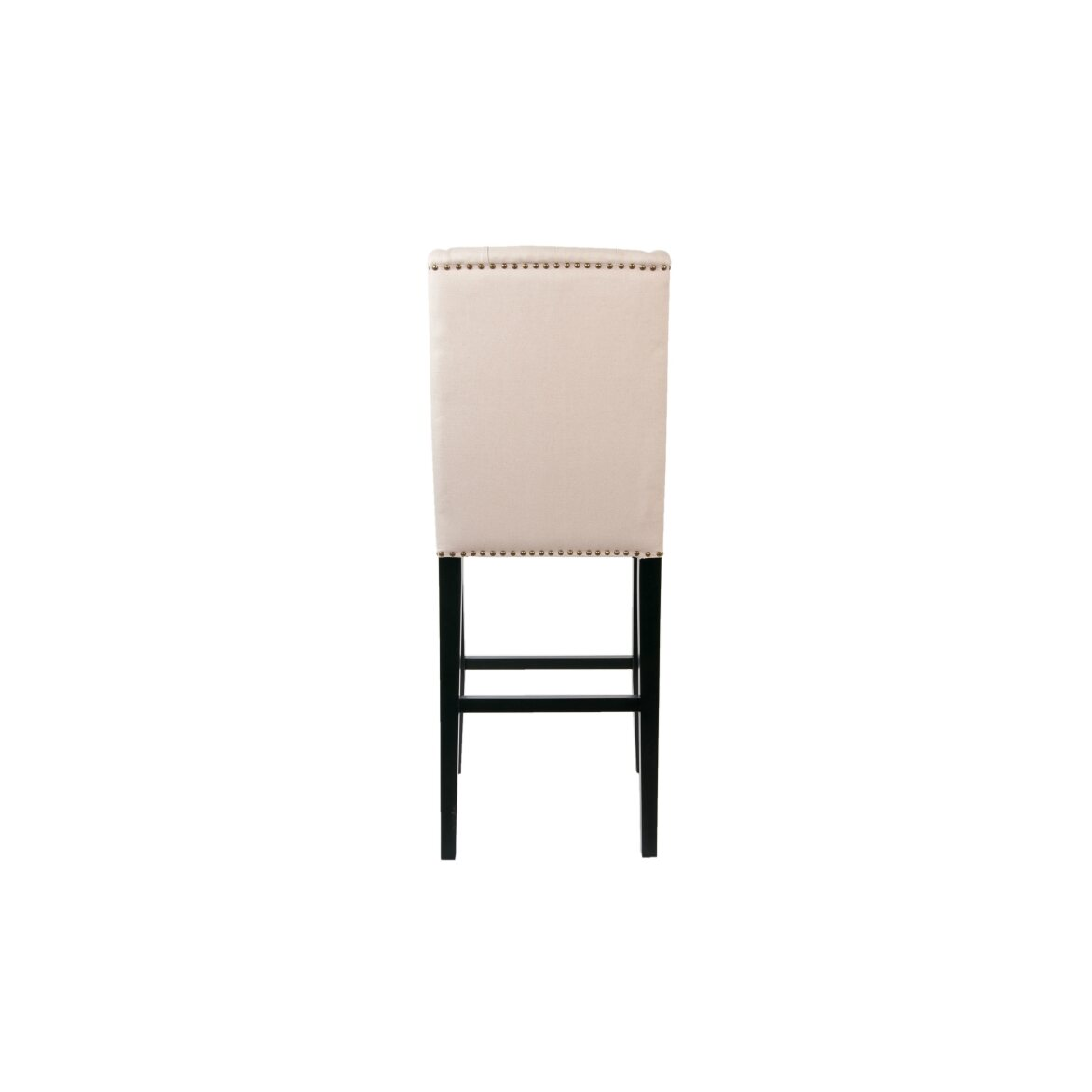 Стул Skipton beige 3 | Барные стулья Kingsby