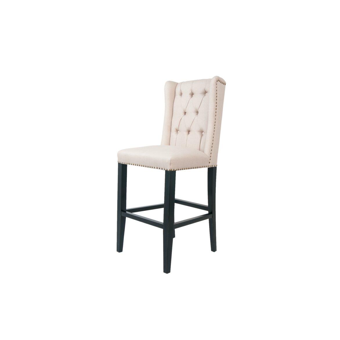 Стул Skipton beige 4 | Барные стулья Kingsby