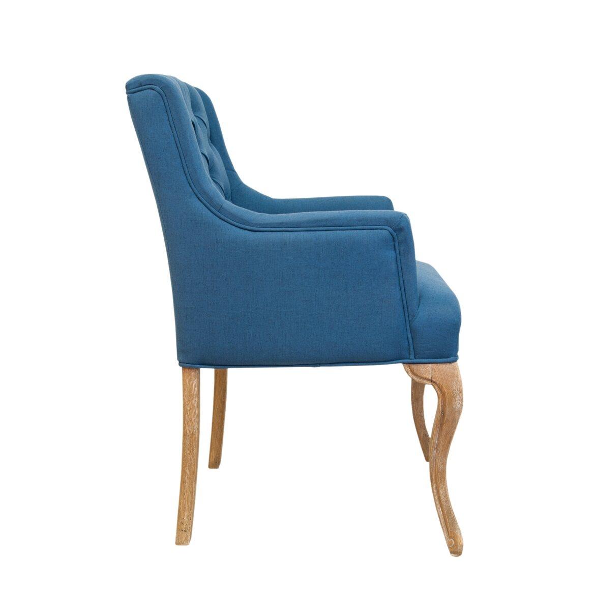 Кресло Deron blue 2 | Кресло-стул Kingsby