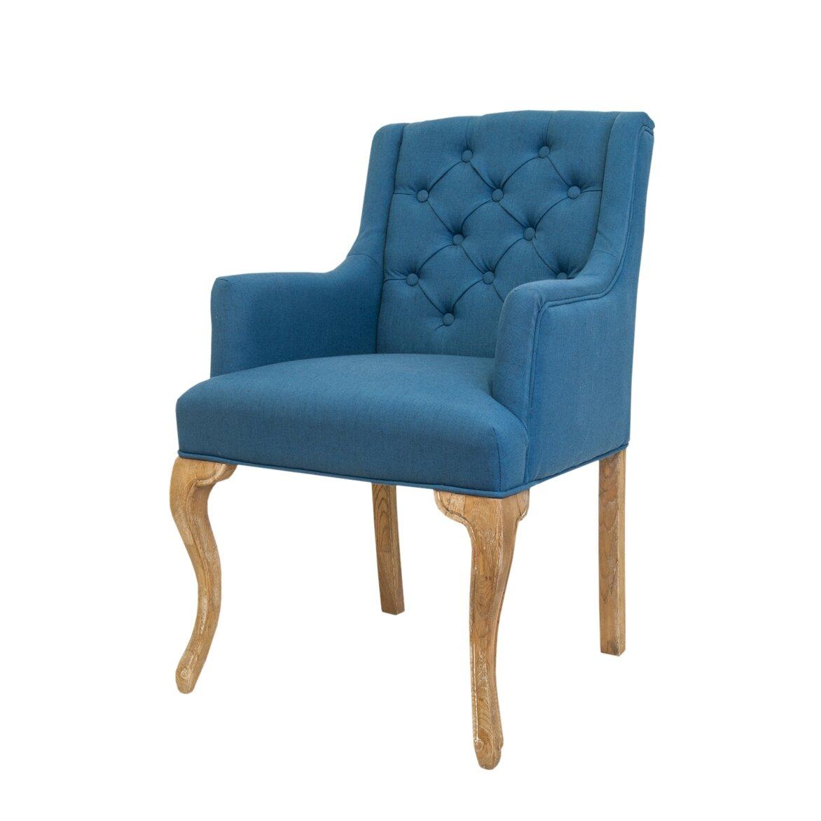 Кресло Deron blue 4 | Кресло-стул Kingsby