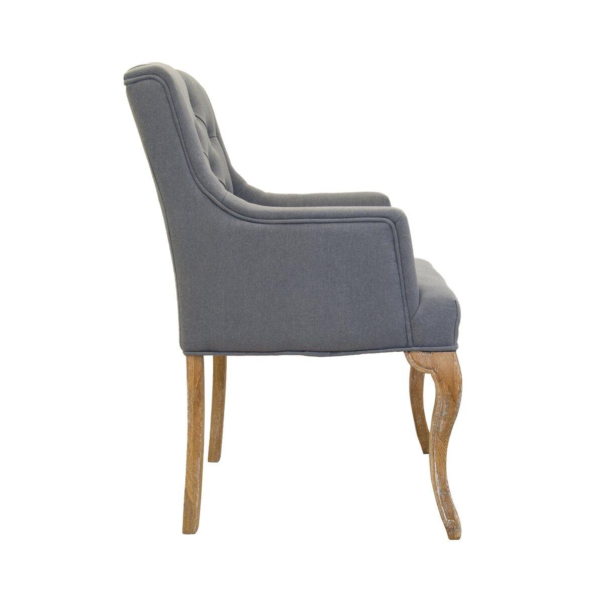 Кресло Deron grey 2 | Кресло-стул Kingsby