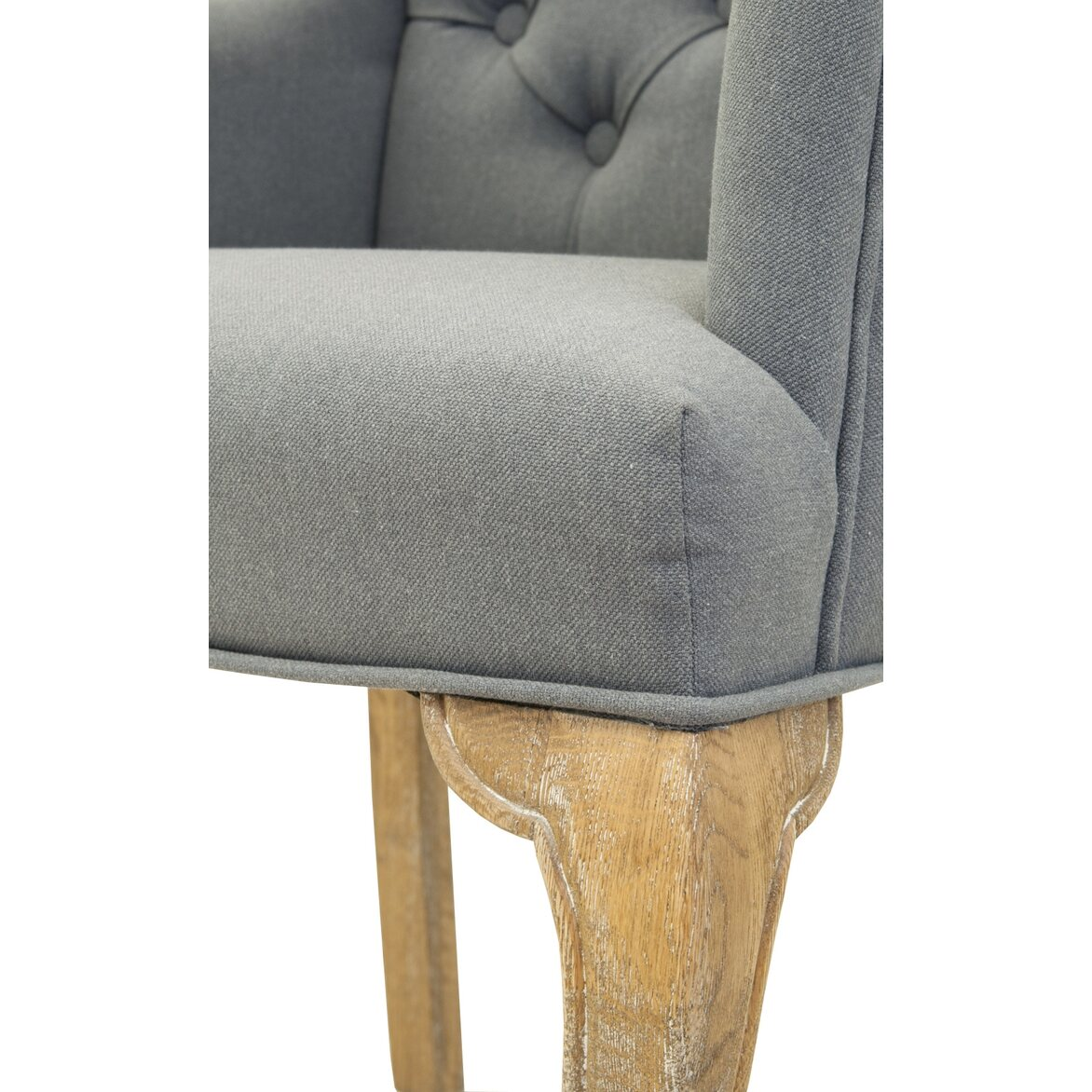 Кресло Deron grey 5 | Кресло-стул Kingsby