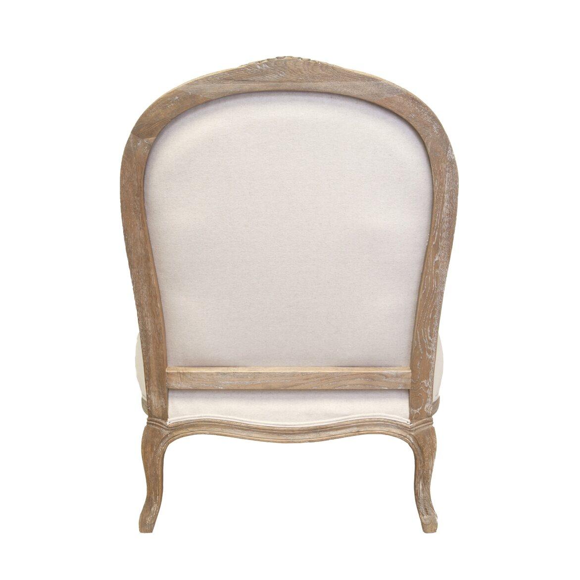 Кресло Aldo beige 3 | Каминные кресла Kingsby