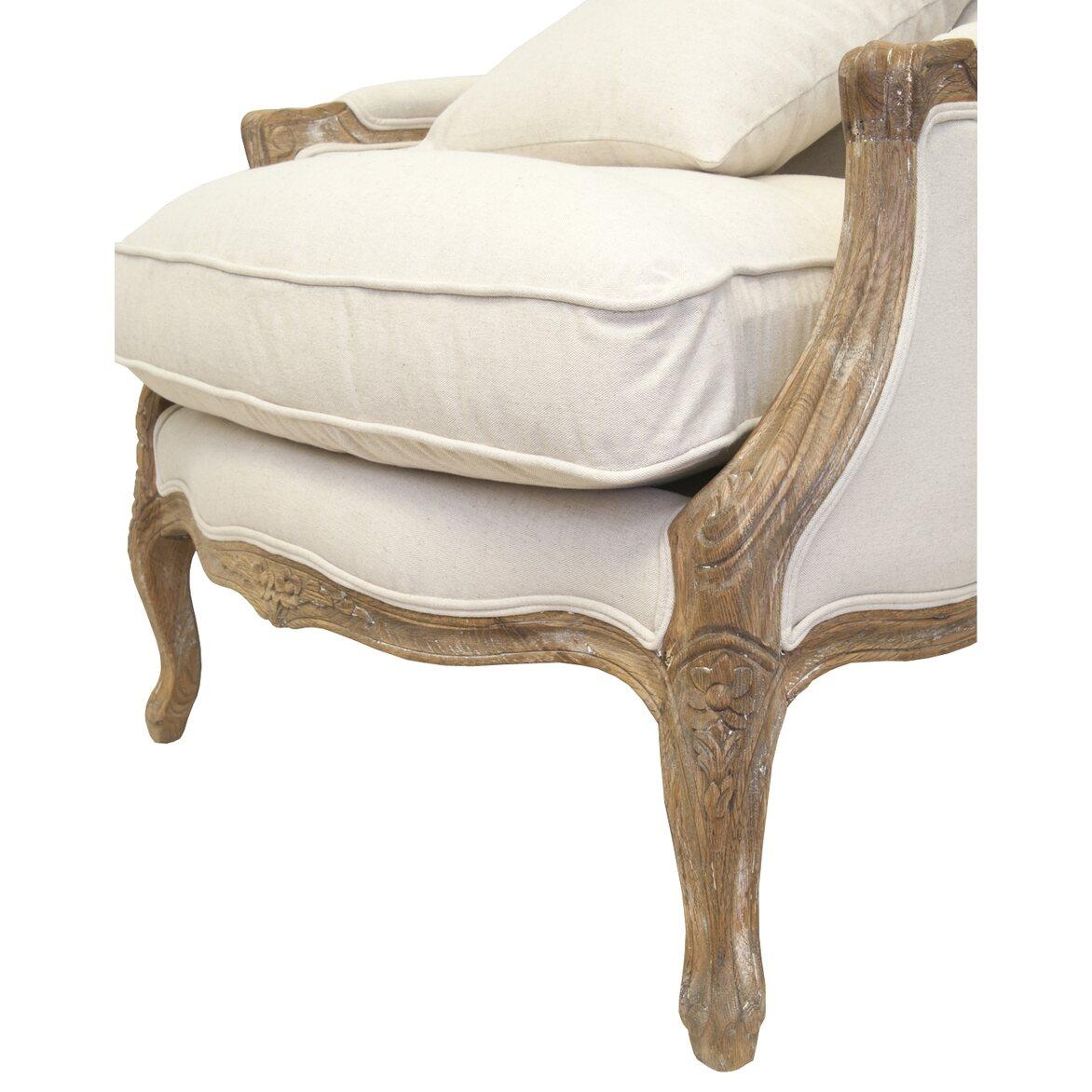 Кресло Aldo beige 5 | Каминные кресла Kingsby