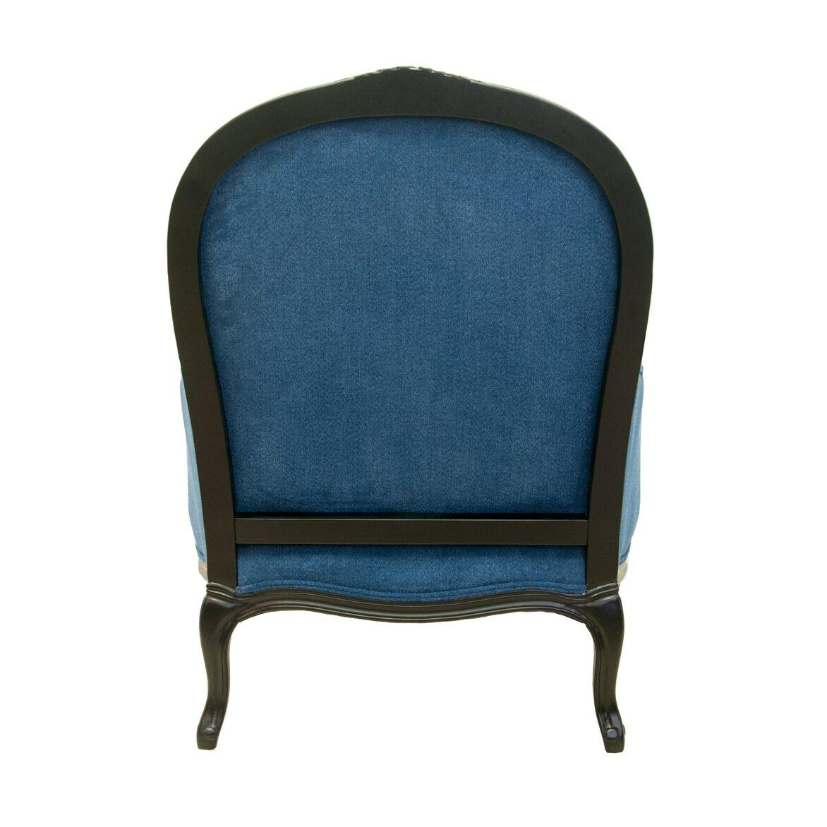 Кресло Aldo blue 3 | Каминные кресла Kingsby