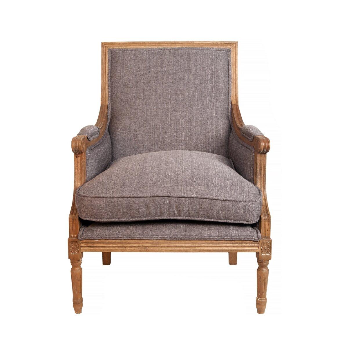 Кресло Coolman grey | Кресло-стул Kingsby