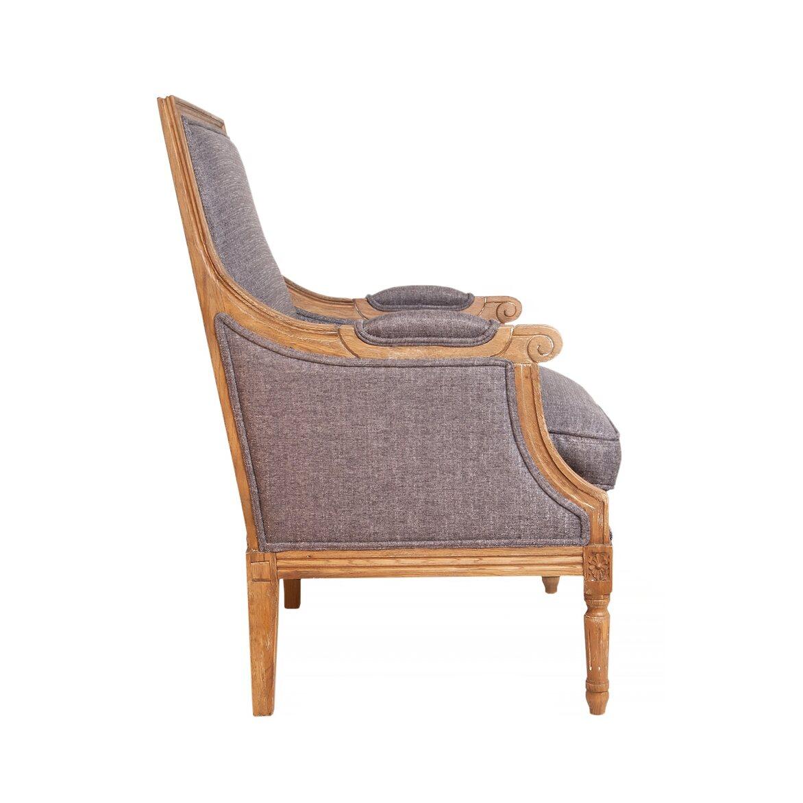 Кресло Coolman grey 2 | Кресло-стул Kingsby