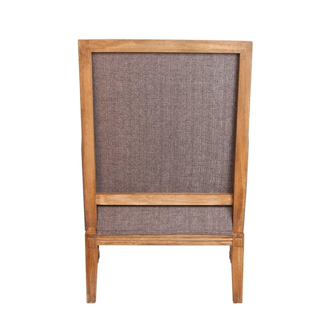 Кресло Coolman grey 3 | Кресло-стул Kingsby