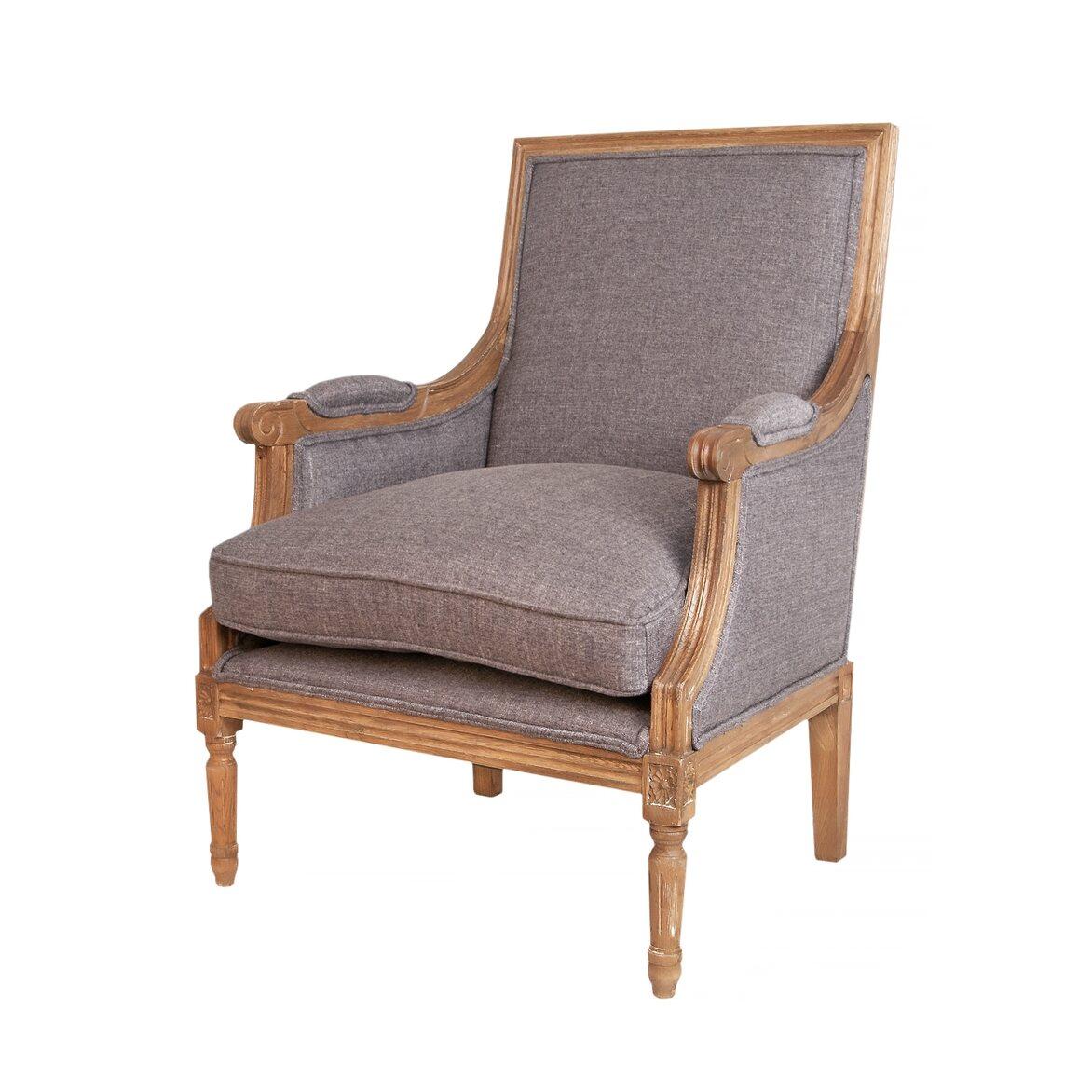 Кресло Coolman grey 4 | Кресло-стул Kingsby