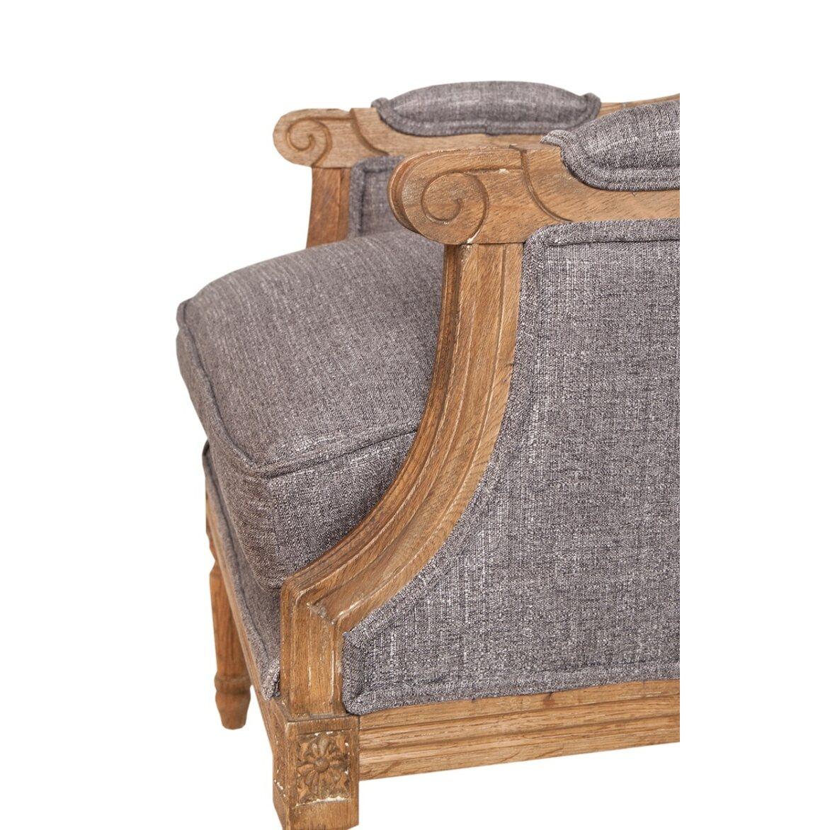 Кресло Coolman grey 5 | Кресло-стул Kingsby