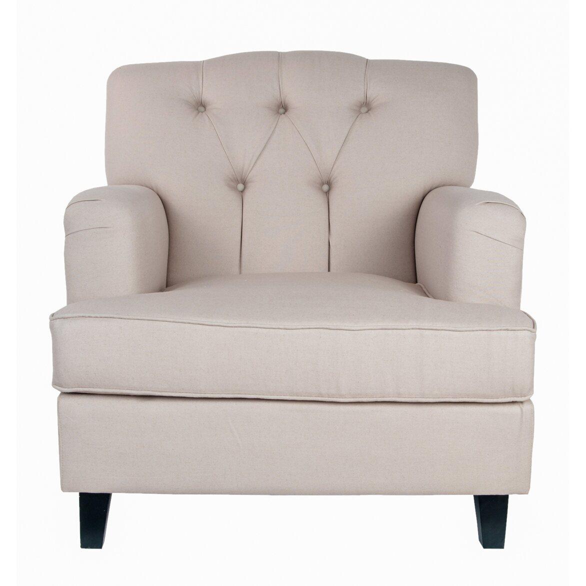 Кресло Somac beige 2   Каминные кресла Kingsby