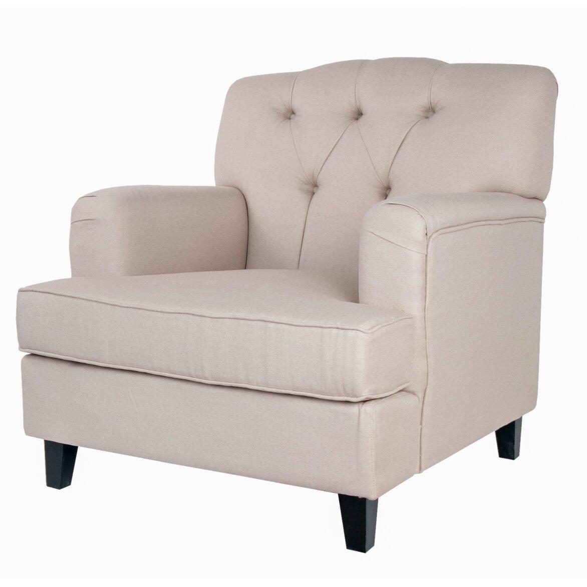 Кресло Somac beige   Каминные кресла Kingsby