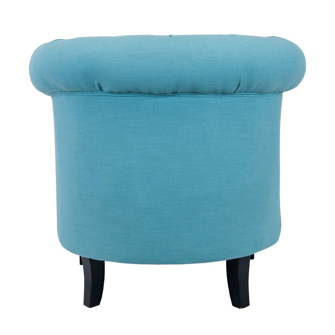 Кресло Swaun turquoise 3 | Каминные кресла Kingsby