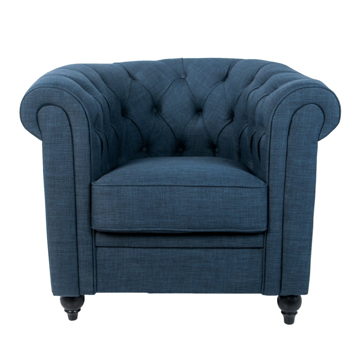 Кресло Nala blue | Каминные кресла Kingsby