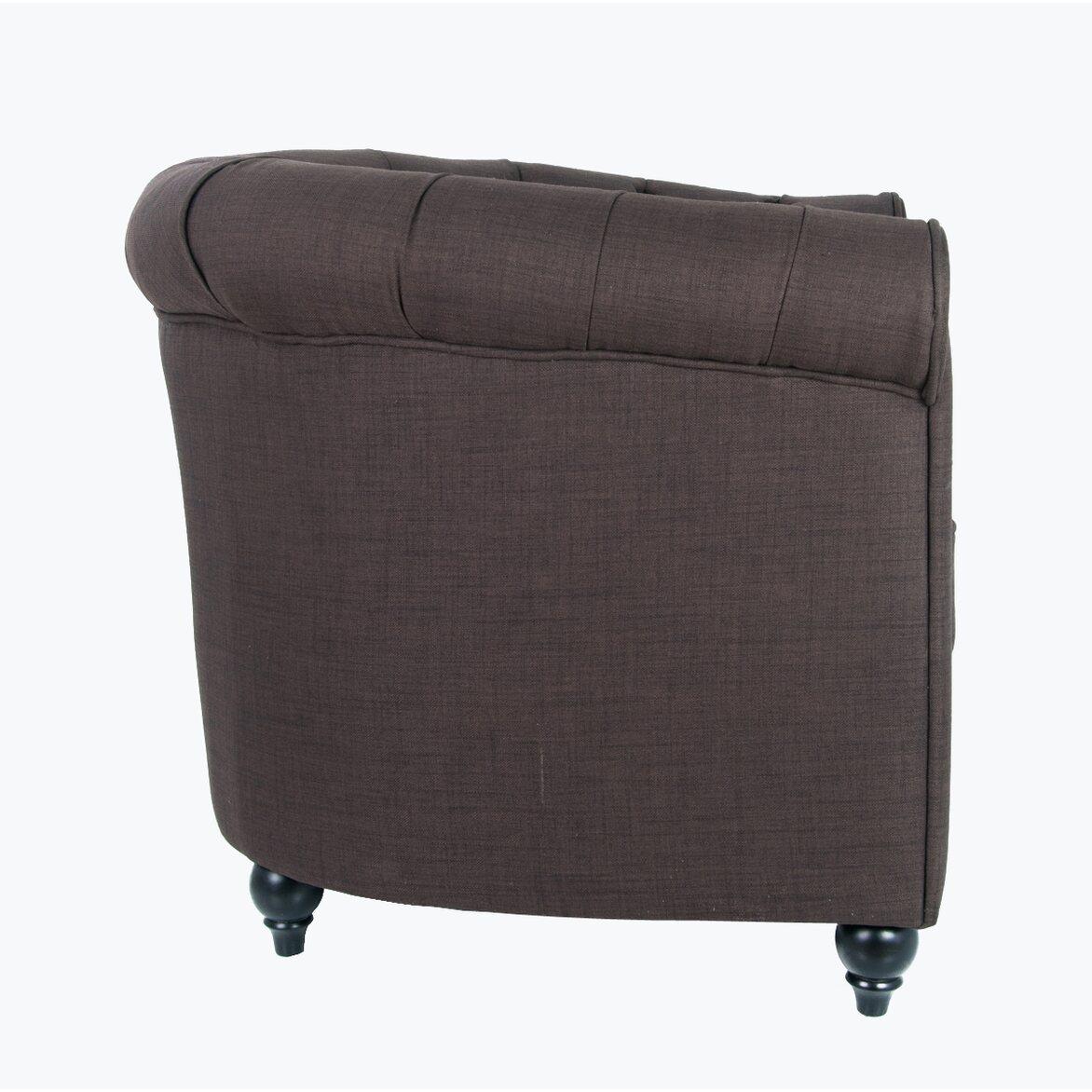Кресло Nala brown 2 | Каминные кресла Kingsby