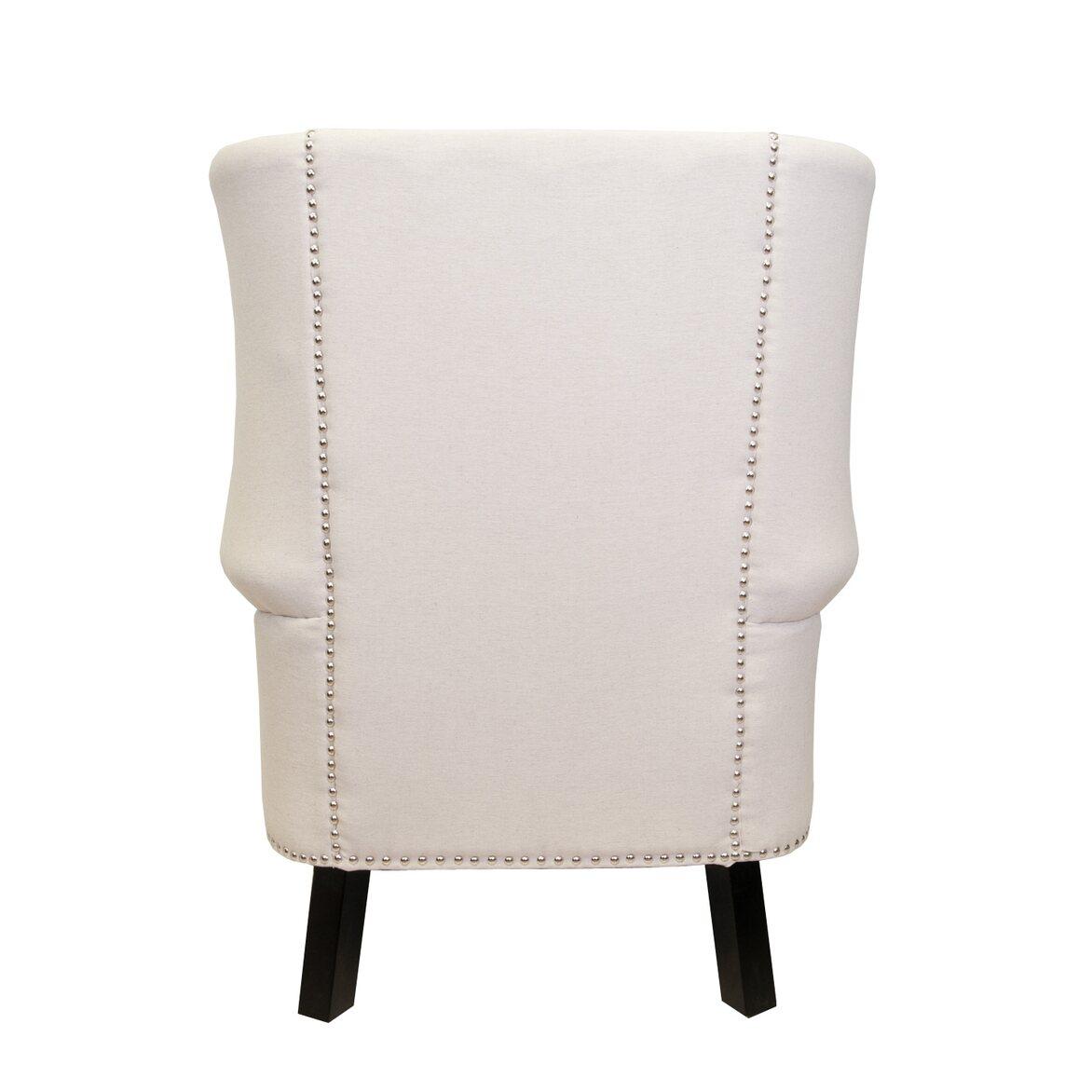 Кресло Teas beige 3   Каминные кресла Kingsby