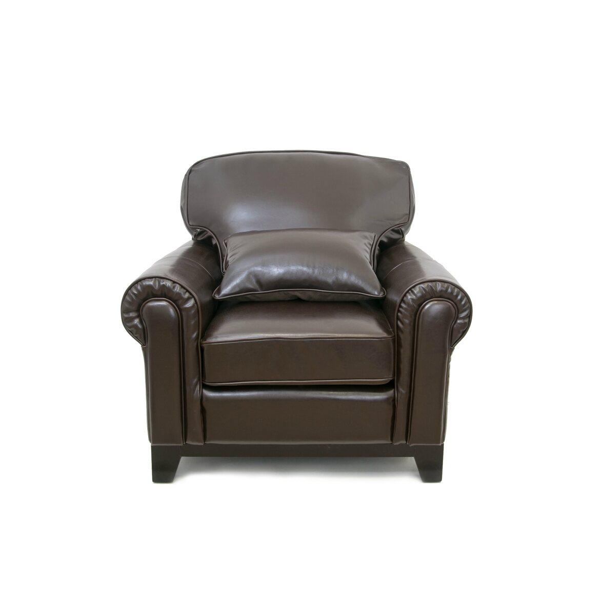 Кожаное кресло Todes   Кожаные кресла Kingsby