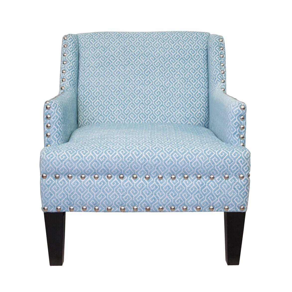 Кресло Mart blue | Каминные кресла Kingsby