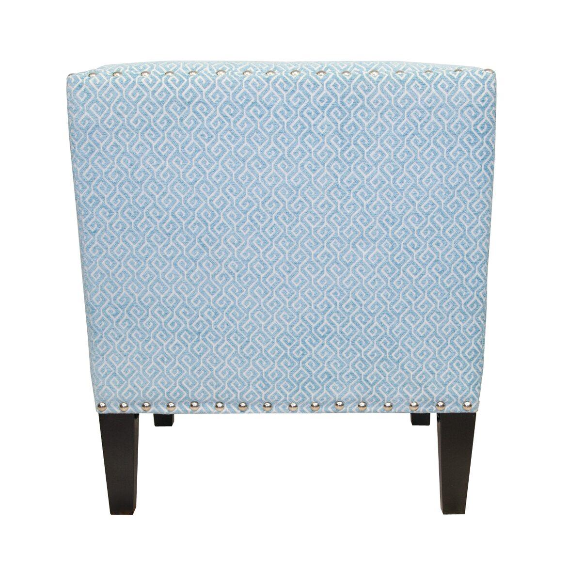 Кресло Mart blue 3 | Каминные кресла Kingsby