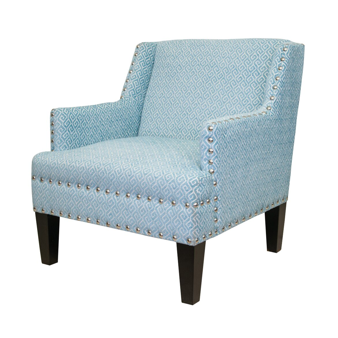Кресло Mart blue 4 | Каминные кресла Kingsby