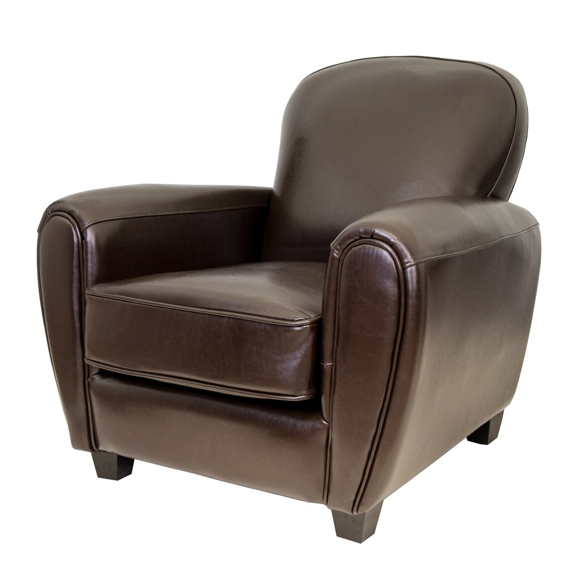 Кожаное кресло Flog 2 | Кожаные кресла Kingsby