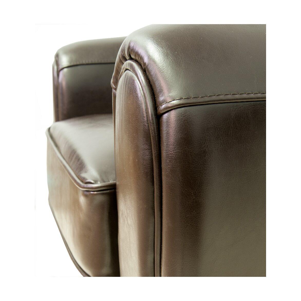 Кожаное кресло Flog 3 | Кожаные кресла Kingsby