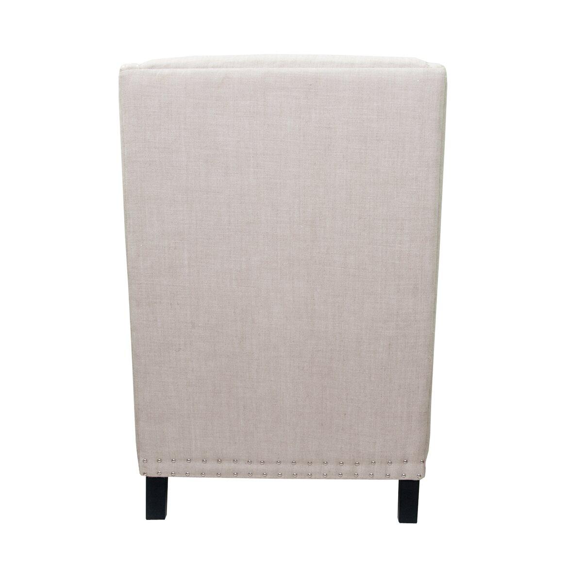 Полукресло Agon beige 3 | Каминные кресла Kingsby