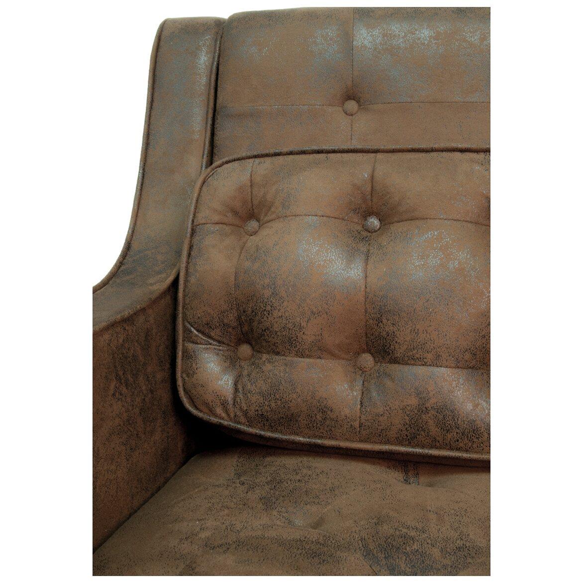 Двухместный диван Hublon 3 | Прямые диваны Kingsby