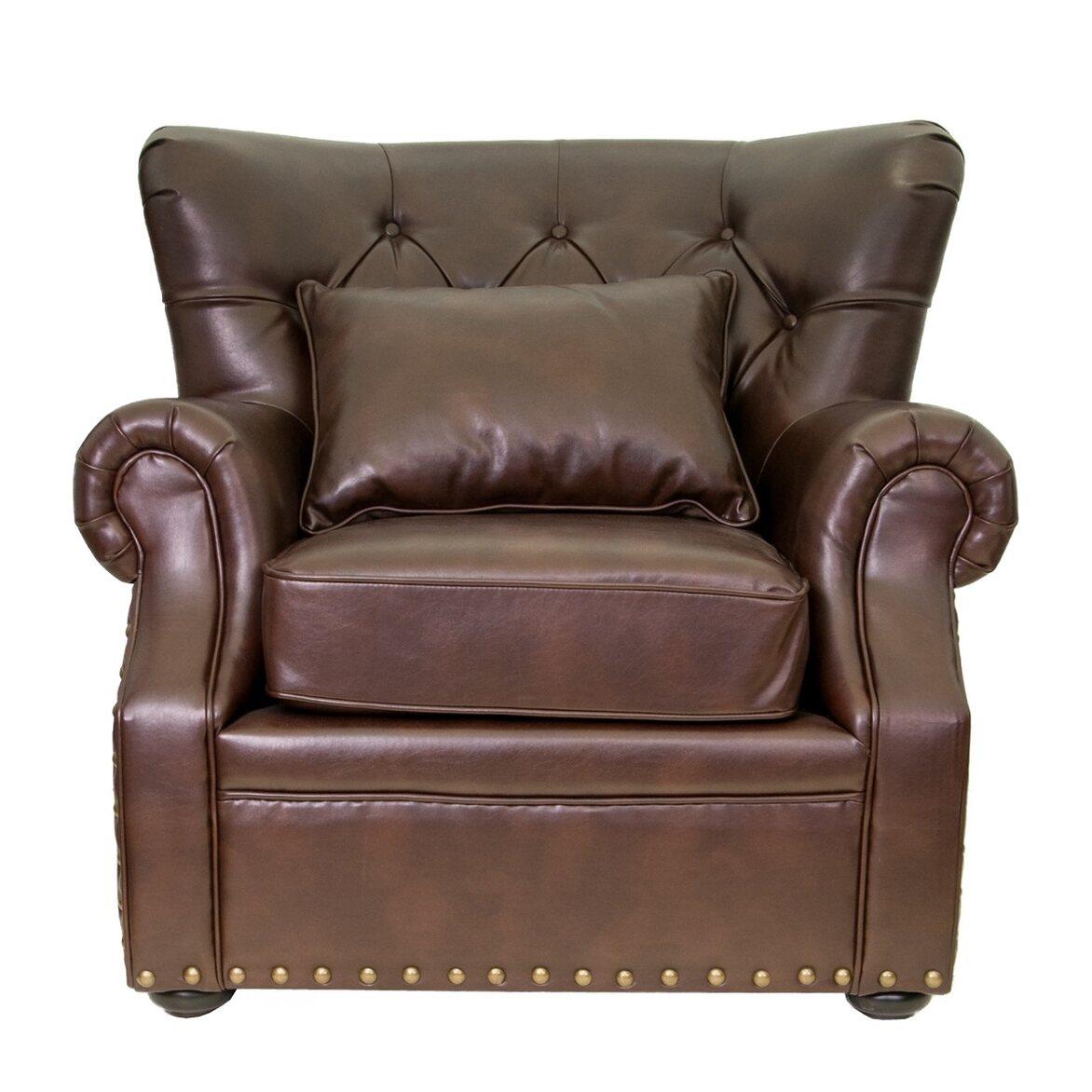 Кожаное кресло Tesco | Кожаные кресла Kingsby