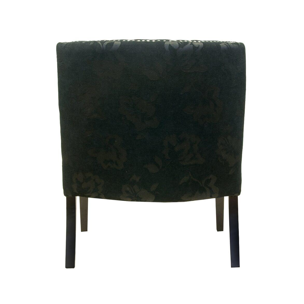 Кресло Suza black 3 | Кресло-стул Kingsby