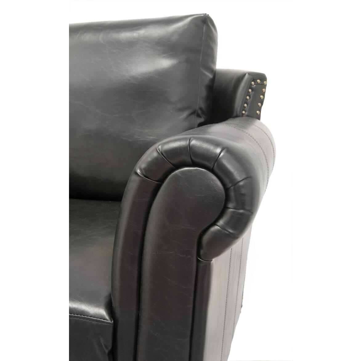 Кожаный диван Toren 2   Прямые диваны Kingsby