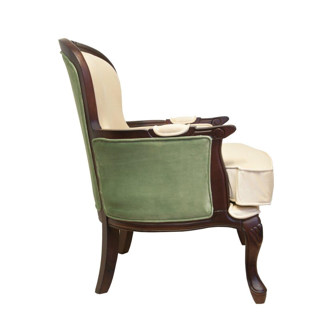 Кресло Diesta velvet 2   Каминные кресла Kingsby