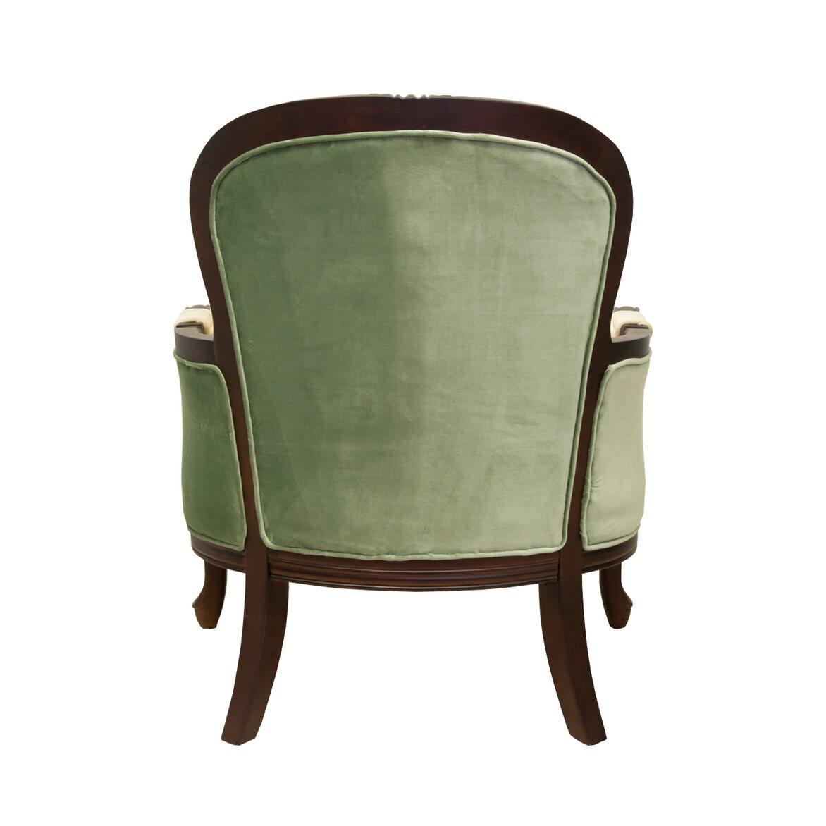Кресло Diesta velvet 3   Каминные кресла Kingsby