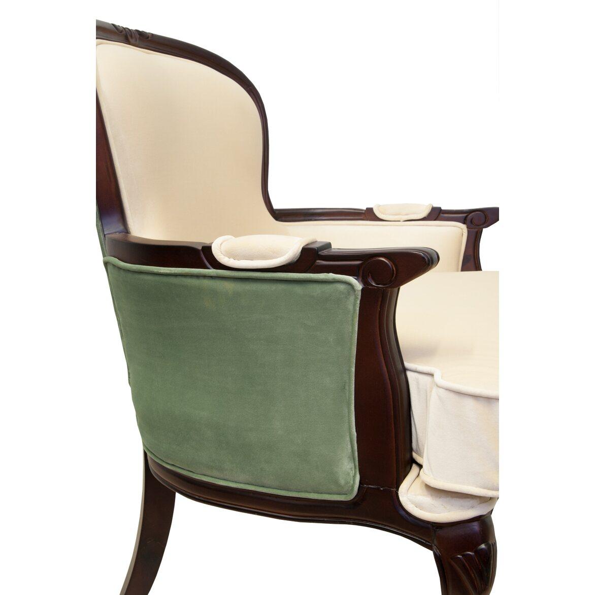 Кресло Diesta velvet 5   Каминные кресла Kingsby