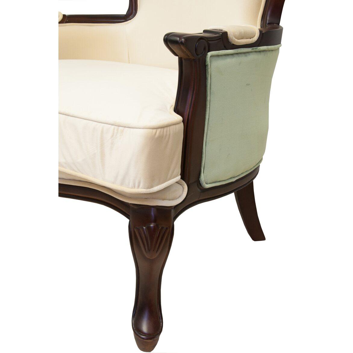 Кресло Diesta velvet 6   Каминные кресла Kingsby