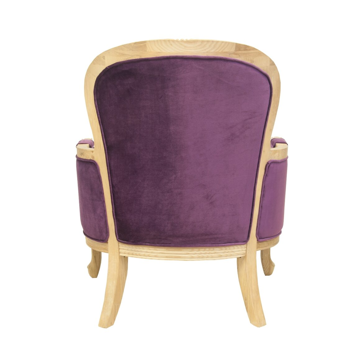Кресло Diesta violet 3   Каминные кресла Kingsby