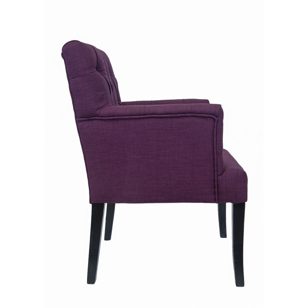 Кресло Zander purple 2 | Кресло-стул Kingsby