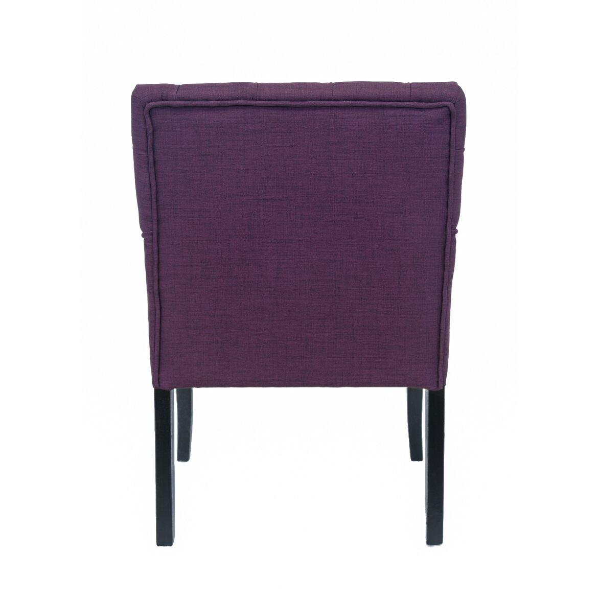 Кресло Zander purple 3 | Кресло-стул Kingsby