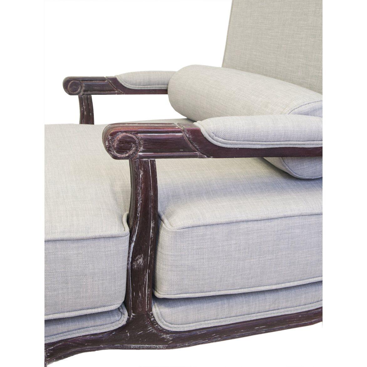 Кушетка Yalena 3 | Каминные кресла Kingsby
