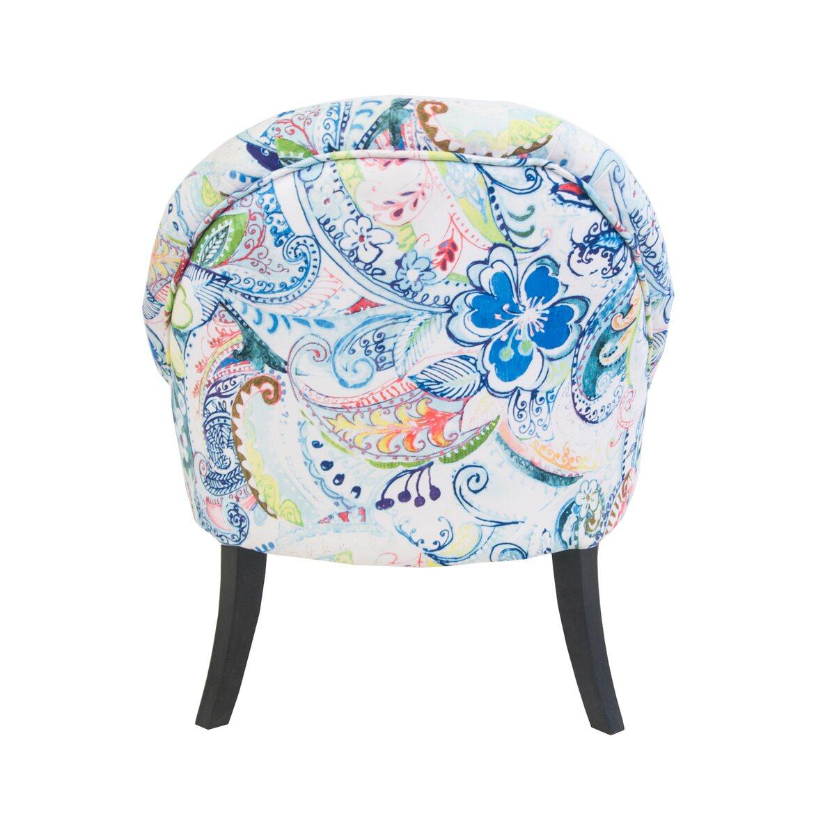 Кресло Desta flower 3 | Маленькие кресла Kingsby