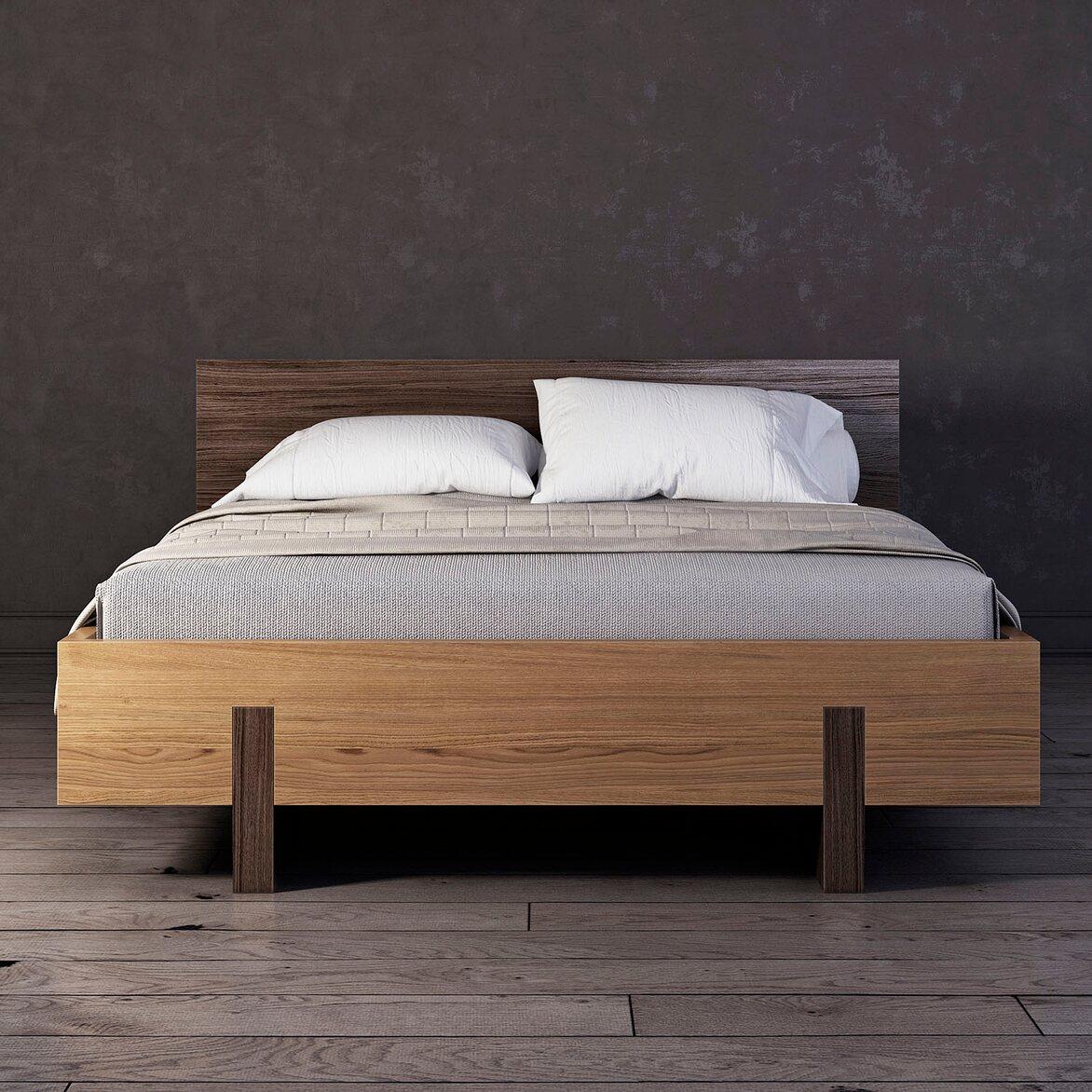 """Кровать 180*200 """"Otto""""   Двуспальные кровати Kingsby"""