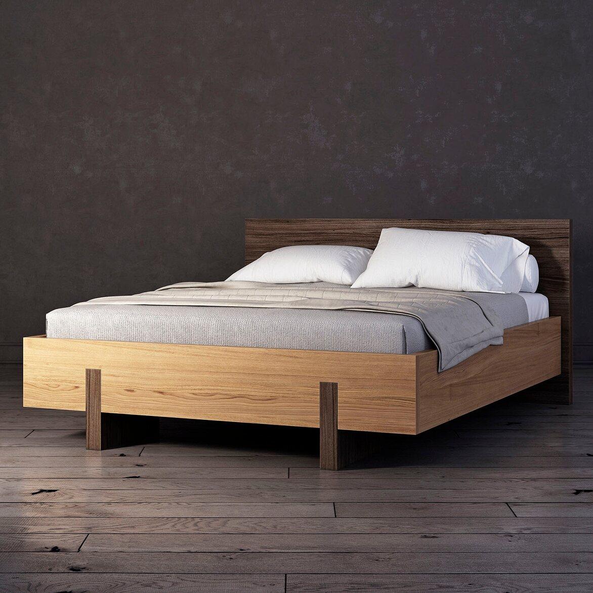"""Кровать 180*200 """"Otto"""" 2   Двуспальные кровати Kingsby"""